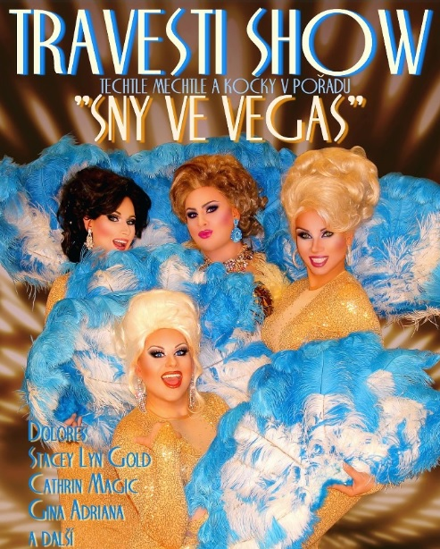 Travesti show – Sny ve Vegas