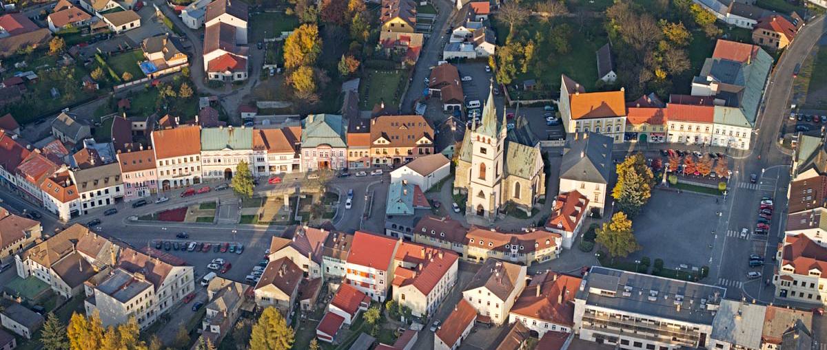 Veřejná prezentace: Územní studie Horního a Dolního náměstí a lokality Zichpil