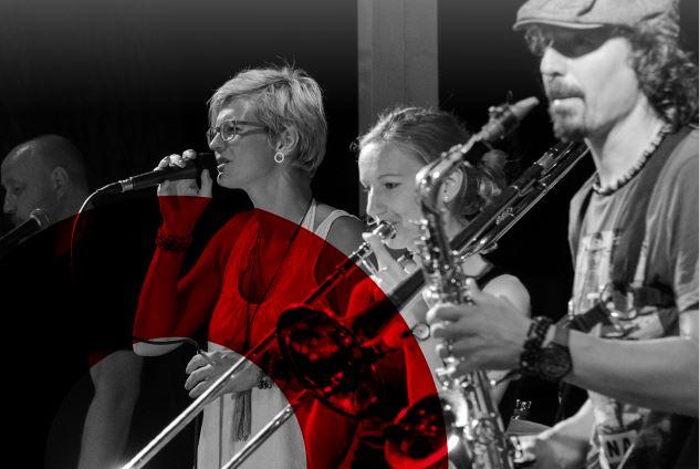 jazz pilgrim v Divadle Za komínem