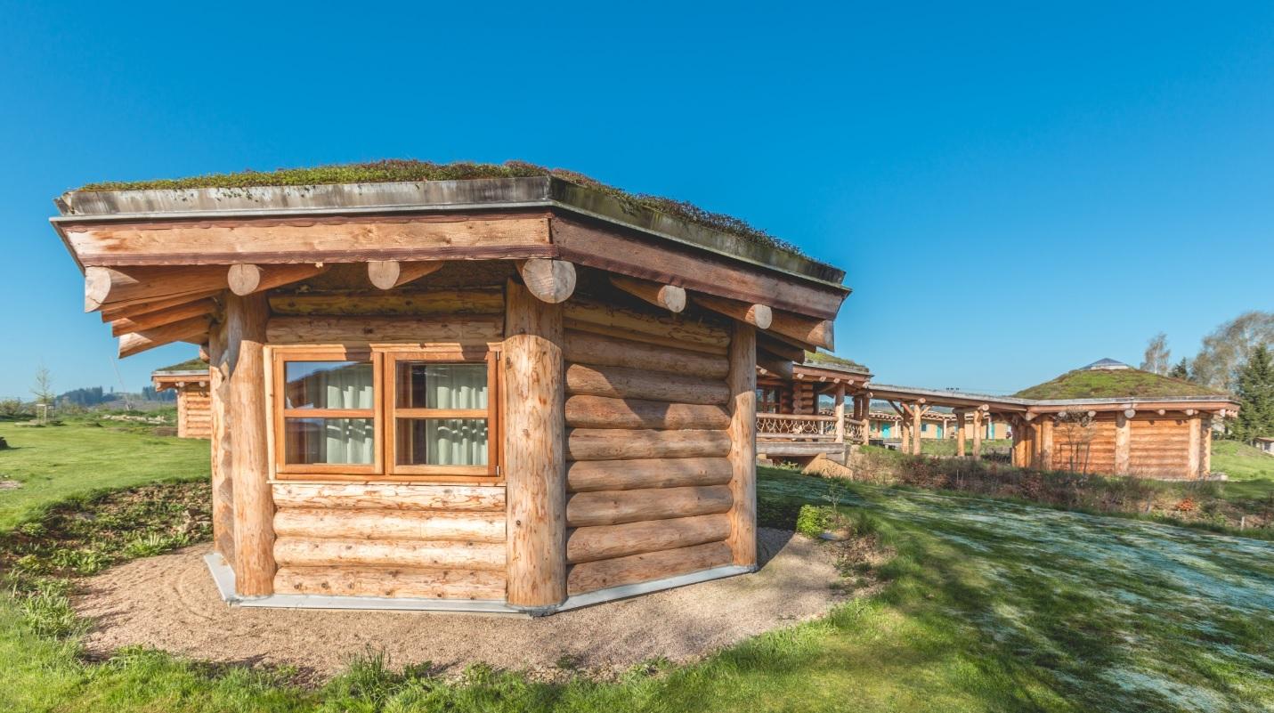 Stavby z Vysočiny soutěží o titul Dřevěná stavba roku 2020