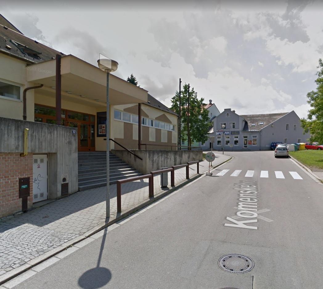 Ulice Komenského bude na čas neprůjezdná