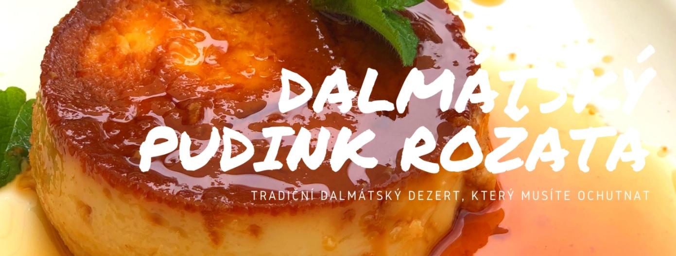 Dalmátská rožata