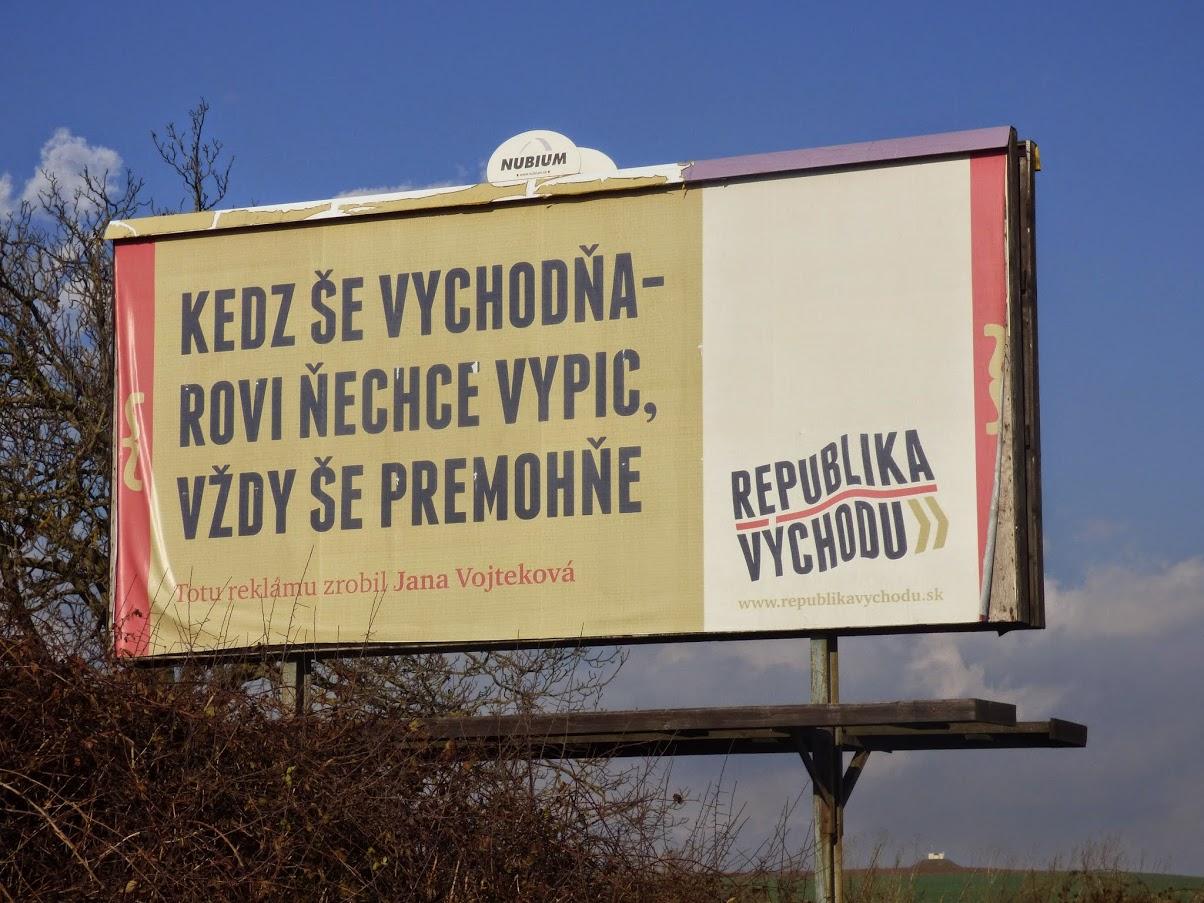 Krásy Východního Slovenska