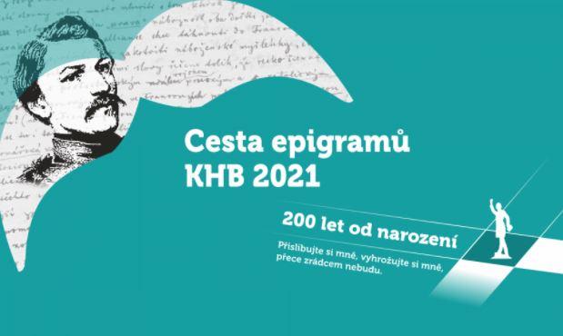 Cesta epigramů KHB 2021
