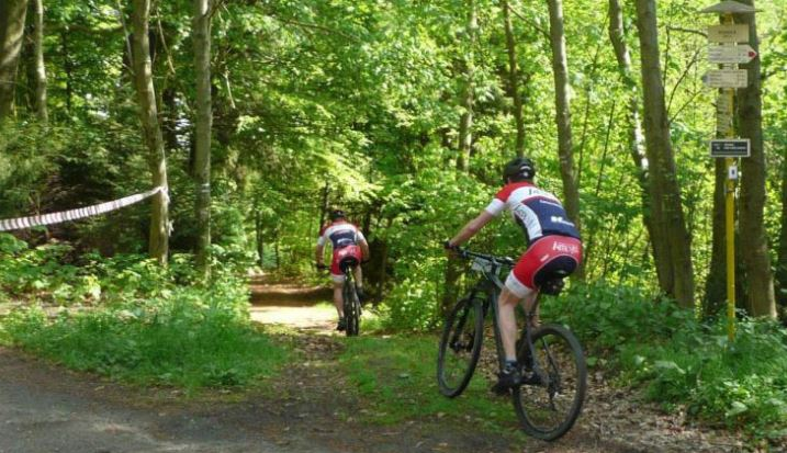 Zveme vás na VI. ročník cyklistického distančního závodu MTB Brunka.