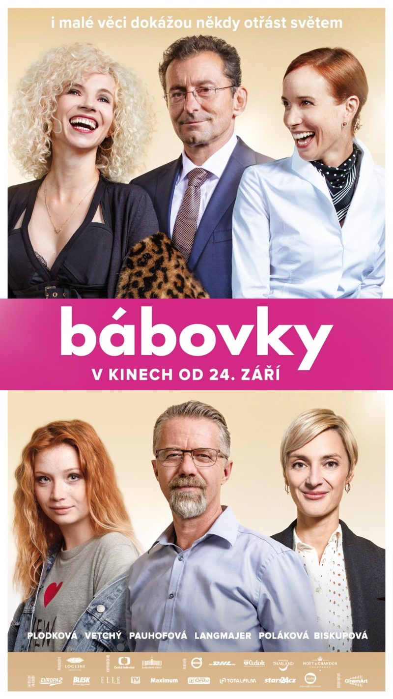 Letní kino Lipnice n. S. – film BÁBOVKY