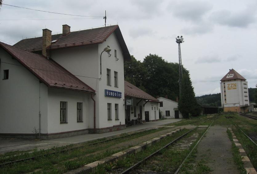 Vlaková výluka Havlíčkův Brod – Humpolec